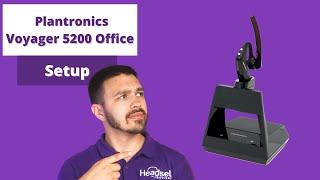 Plantronics Voyager 5200 Offic…