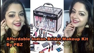 Affordable Indian Bridal Makeup Kit | In Hindi | Priaz Beauty Zone
