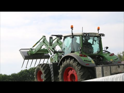 GoPro|Cabview|Fendt Vario 724 S4 Profi-Plus am Gras fest fahren|Paderborner Landwirtschaft