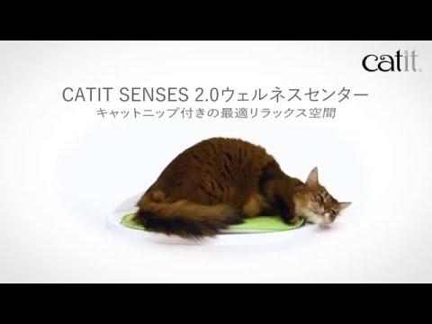 Catit「Senses2.0 ウェルネスセンター」