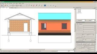 V-ray sketchup tutorial: Создаем чертежи в лейауте с 3д модели. Creation of drawings in the layout
