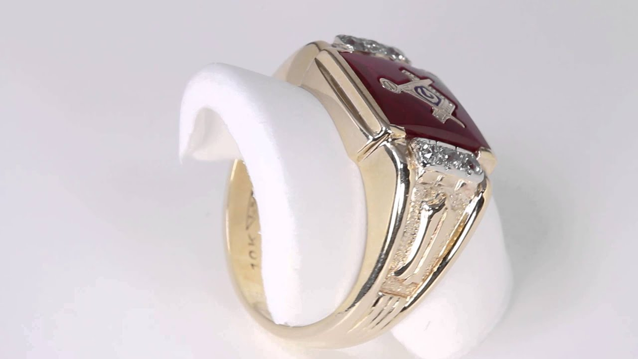 gold mens asp polished solid cast ring jewellery in s fully grams for initial men hallmarked p highly