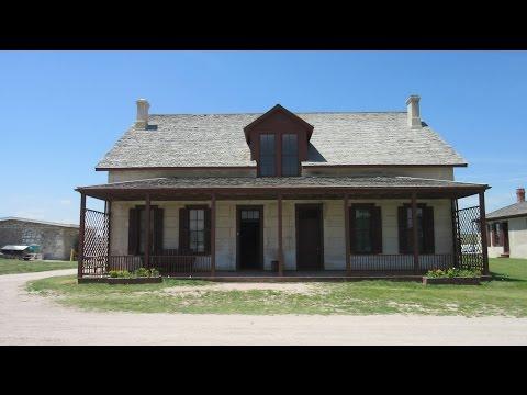 USA Wyoming Fort Laramie National Historic Site The Pony Exress