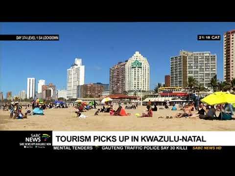 Tourism slowly picking up in KwaZulu-Natal