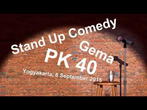 Stand Up Comedy PK-40