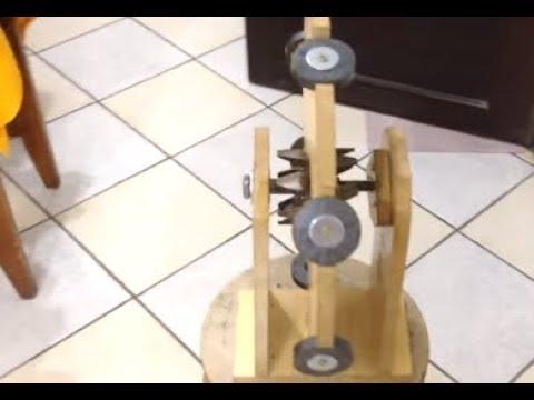 ec4eeed1bb1 Motor Magnético - YouTube