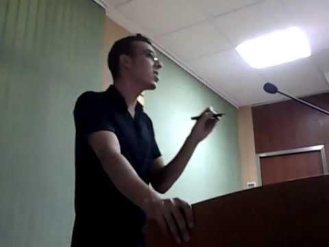 Master presentation, Fares Soliman
