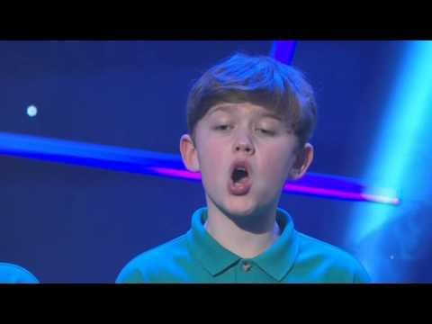 Lindley Junior Choir : The Lord's prayer (African Sanctus)