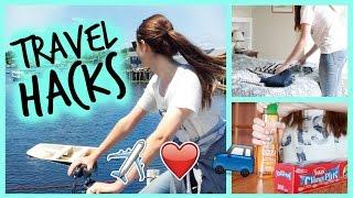 Travel Hacks: Tips and tricks for easier traveling