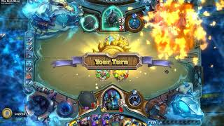 Hearthstone KofTFT - The Lich King (Paladin)