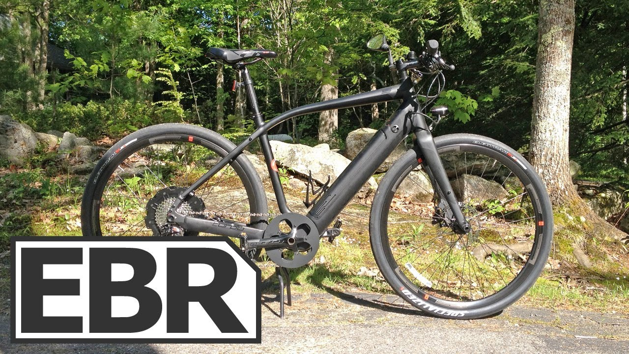 Specialized Turbo S Video Review Fastest Electric Bike From