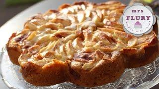 Saftiger Honig-apfel-kuchen Mit Zimt / Honey-apple-cinnamon Cake