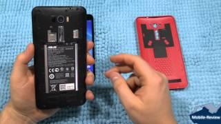 Обзор Asus Zenfone 2 Lazer (ZE601KL) и Selfie (ZD551KL)