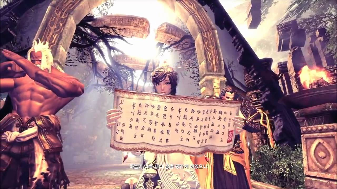Blade & Soul introduces the Lyn Blade Master