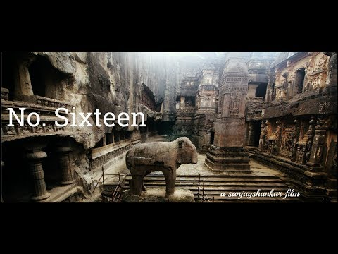 Kailas Temple - The Open Air Cave of Ellora