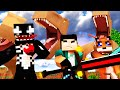 Minecraft: O DINOSSAURO COMEU O PUPPY (NOVO MUNDO ) ft. RezendeEvil e SR. PUPPY #51