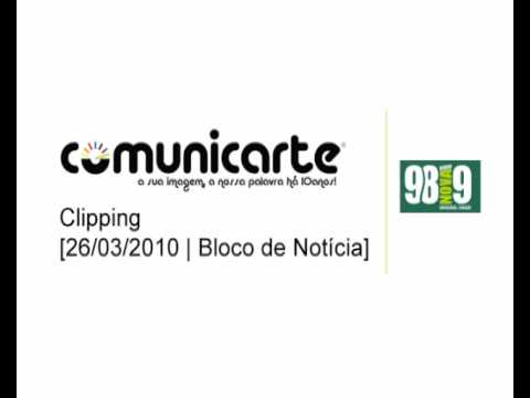 slimmy no Shopping Cidade do Porto | Radio Nova [Clipping Comunicarte]