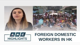 Helperchoice: Foreign Domestic Workers In Hk Not Willing To Relocate Despite Covid-19 Outbreak