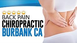 Back Pain Chiropractic Burbank CA - (818) 841-4100