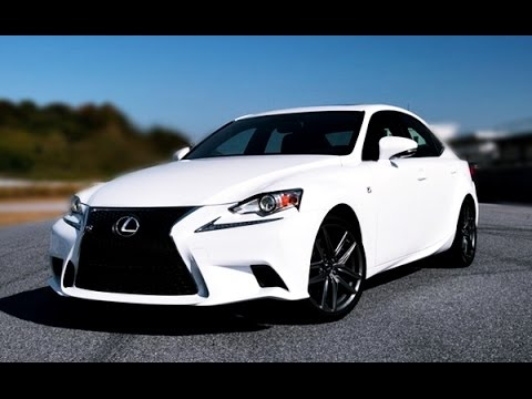 2017 Lexus Is 350 F Sport Test Drive Top Sd Interior And Exterior Car Review