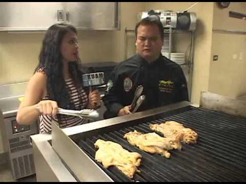 I Kusinan Chamorro: Chef Peter's Spicy BBQ Chicken w/Heineken