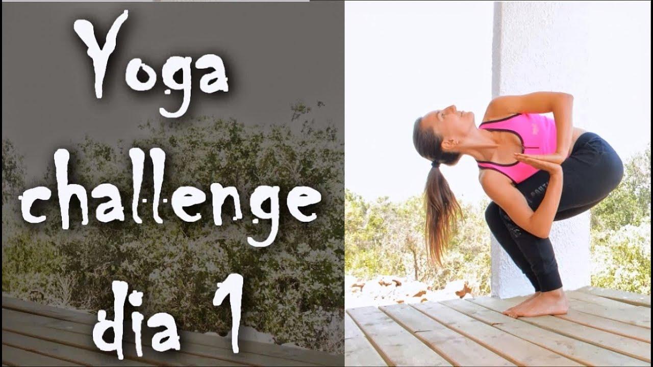 yoga challenge para uno