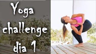 Yoga - Día 1: Vinyasa, Djnyana Mudra, Respiración Yóguica