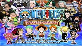 Let's Play One Piece: Pirates' Carnival (Part 1) - The Pirated Mario Party