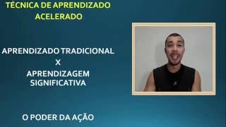 TÉCNICA DE ESTUDO: APRENDIZADO ACELERADO