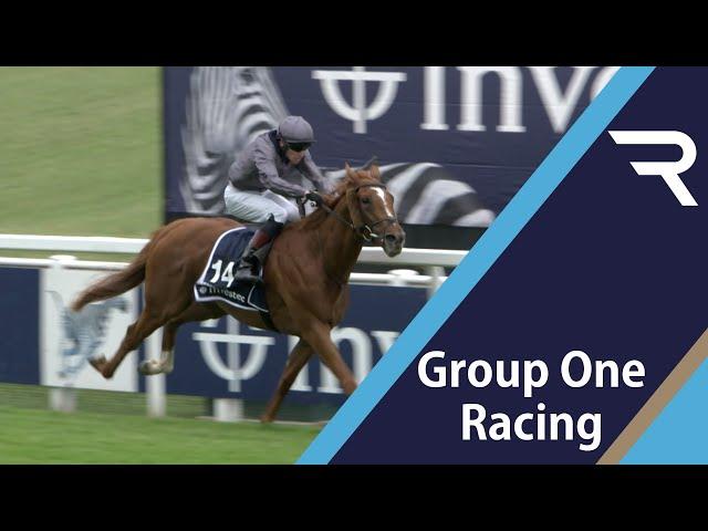 2020 Investec Derby- Racing TV - Racing TV