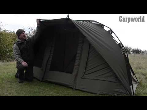 Carpworld Takes A Look At The JRC Stealth Bloxx Bivvy