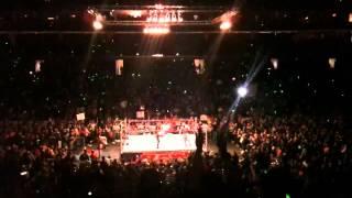 WWE - John Cena Defeats Sheamus - 12/27/09 - HSBC Arena - Buffalo, NY - Main Event - Raw