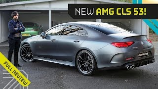 Mr AMG on the CLS 53! AMG's Hidden Gem!