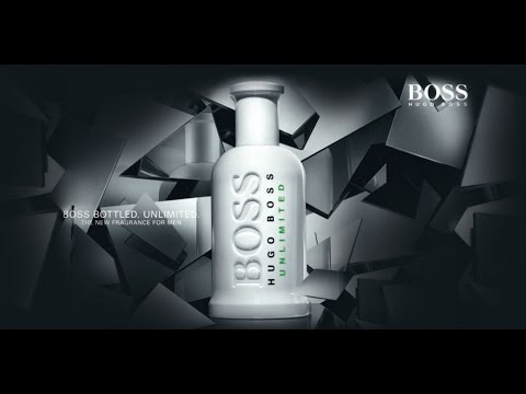 Hugo Boss on limited new release - YouTube