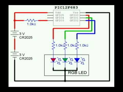 4 pin led wiring diagram free picture  | 628 x 285