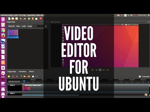 video editor for ubuntu