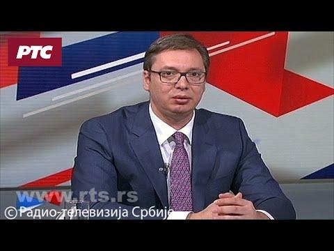 Predstavljanje predsedničkih kandidata - Aleksandar Vučić