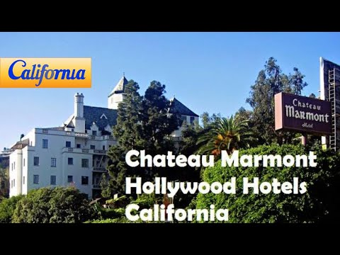 Chateau Marmont, Hollywood Hotels - California