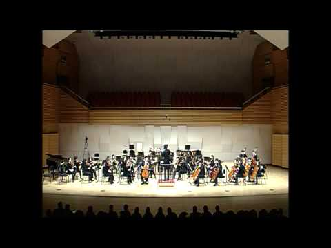A. Dvořák 'Silent Woods' (Klid) Op.68 Cello: Seunghan Sung,Bundang Musen Philharmonic Orchestra