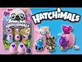 default - Hatchimals - CollEGGtibles 4-Pack + Bonus (Styles & Colors May Vary) by Spin Master