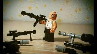 Как собрать оружие из LEGO (DIY)