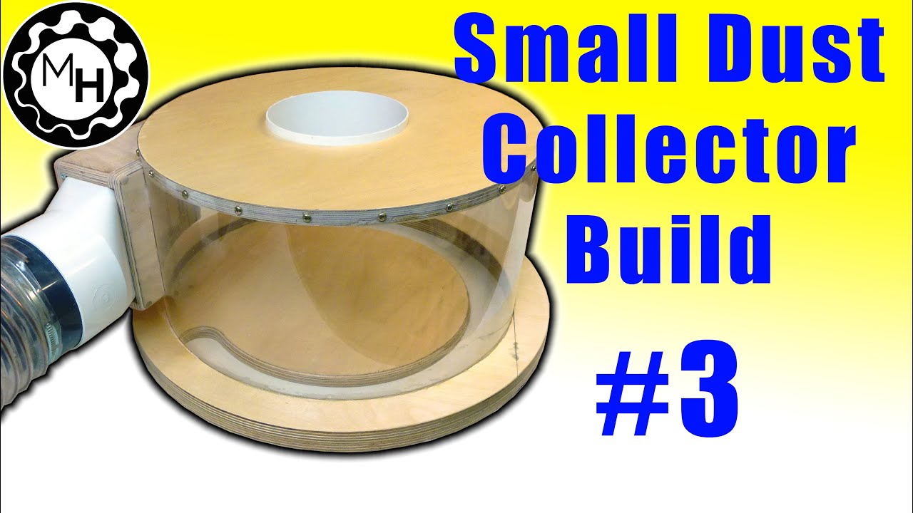 Building a Thien-baffle Separator (Small Dust Collector #3)