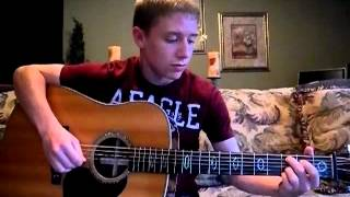 """""""Songs About Rain"""" by Gary Allan - Cover by Timothy Baker"""