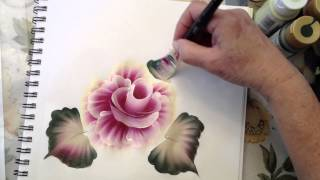 One Stroke Painting: How To Use the Angle Brush.m4v thumbnail