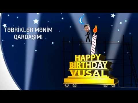 HAPPY BIRTHDAY VUSAL! :)