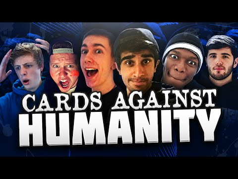 CARDS AGAINST HUMANITY #10 with Vikkstar
