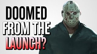 Is Friday The 13th: The Game Getting Abandoned?