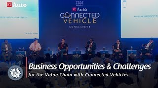 Business Opportunities & Challenges For the value chain with Connected Vehicles