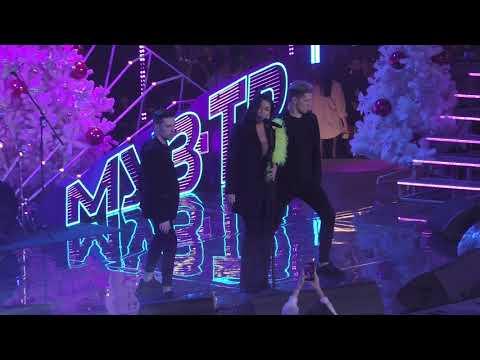 Ирина Дубцова - Не целуешь (Танцы! ёлка! Муз тв! 24 11 2019)