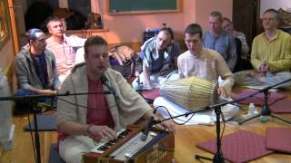 Ananta Nitai Prabhu -14- 12 Hour Kirtan in Riga, Latvia
